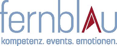 fernblau Logo
